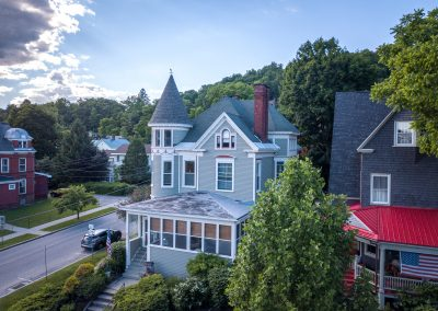 Beautiful Example of Victorian Architecture in Little Falls