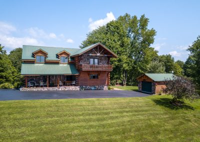 Stunning Adirondack Home with Extraordinary Views