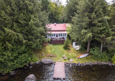 Meticulously Maintained Lakeside Cabin